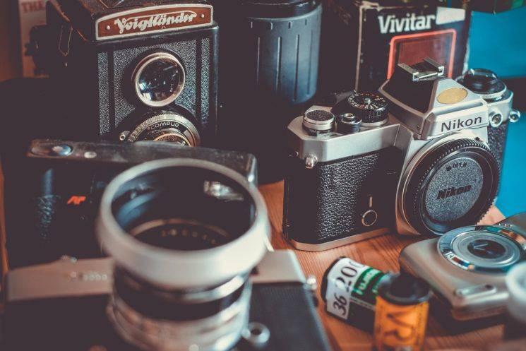 90'lı Yılların Analog Fotoğraf Makinelerine Ait 19 Unutulmaz Detay 14