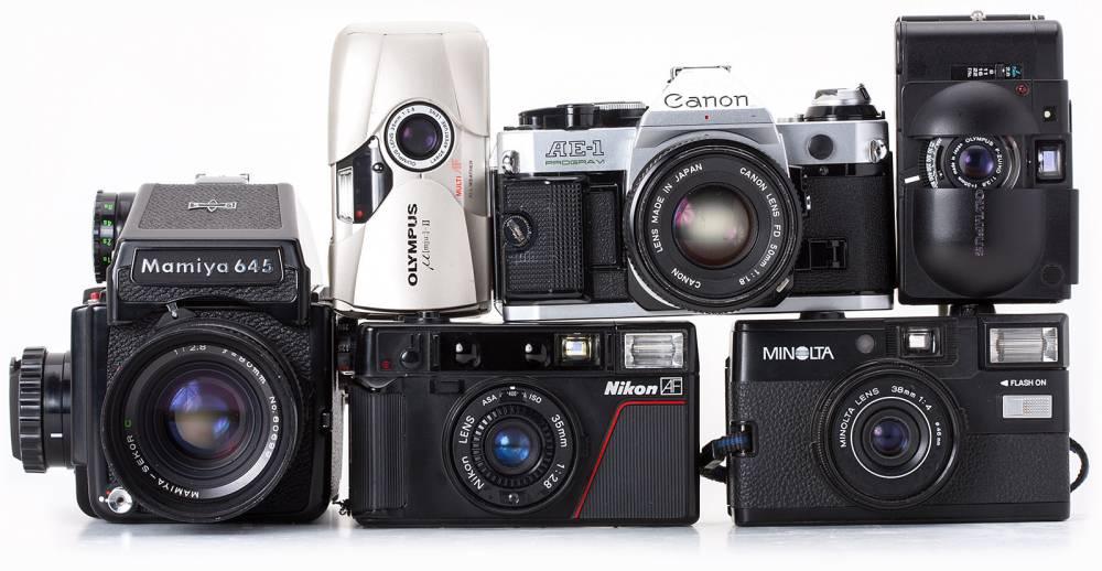 90'lı Yılların Analog Fotoğraf Makinelerine Ait 19 Unutulmaz Detay 2
