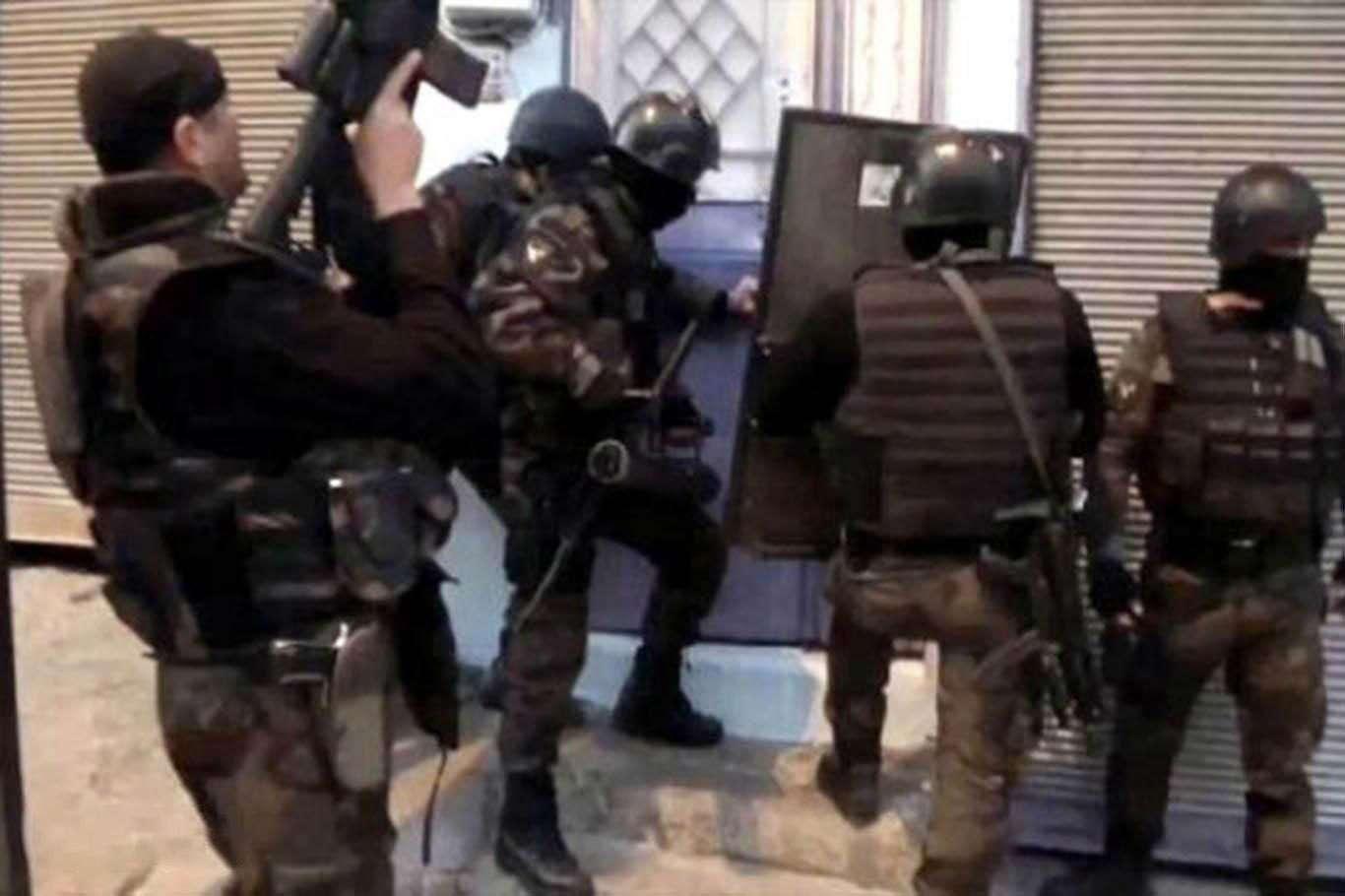İstanbul'da Daiş Terör Grubuna Operasyon: 9 Gözaltı