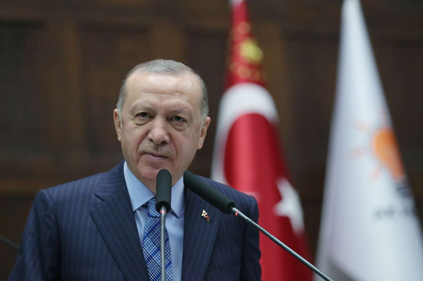 Başkan Erdoğan, CHP'ye Çok Sert Yüklendi