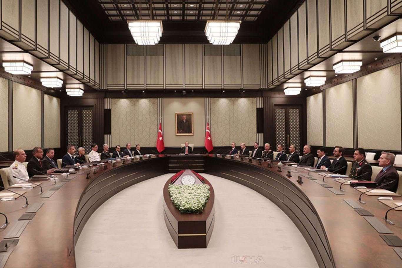 Erdoğan Önderliğinde Yılın İlk Güvenlik Kurulu Toplantısı Bugün Yapılıyor!