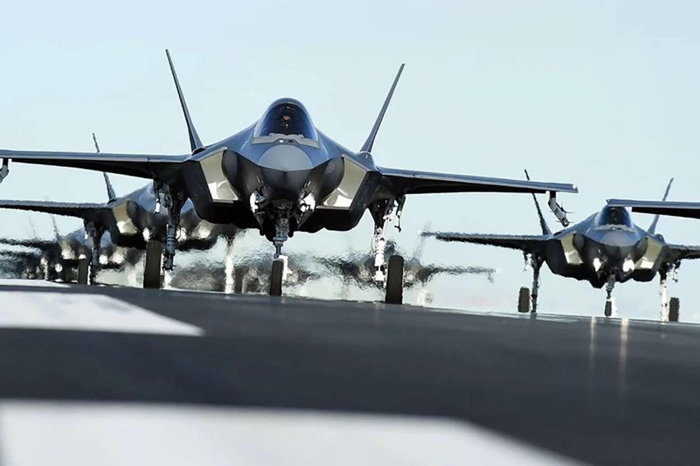ABD, Bae'ye F-35 Satışını Durdurdu