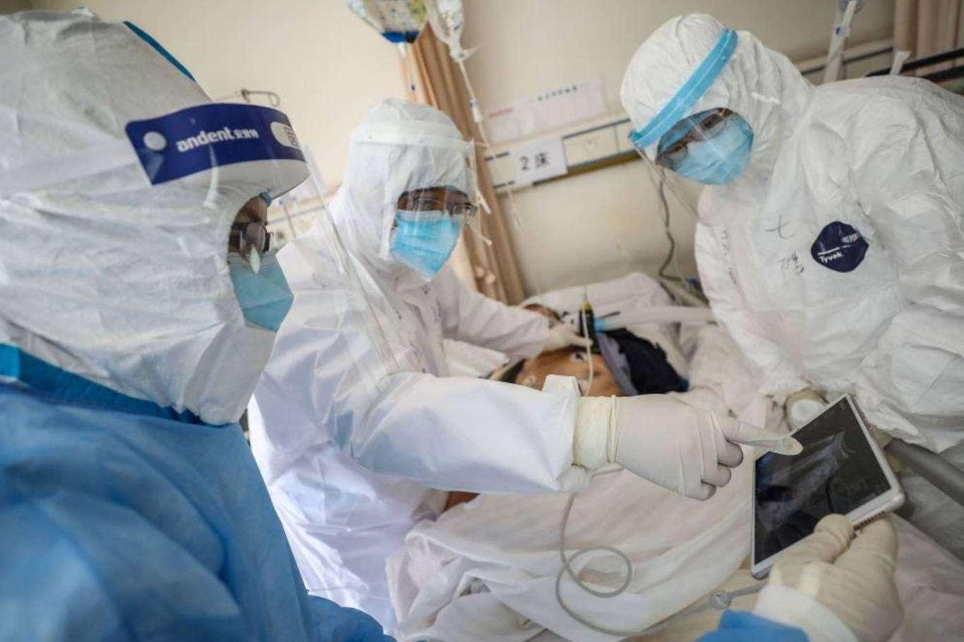 Rusya'da Son 24 Saat İçinde 575 Ölüm 19 Bin Yeni Vaka Gerçekleşti
