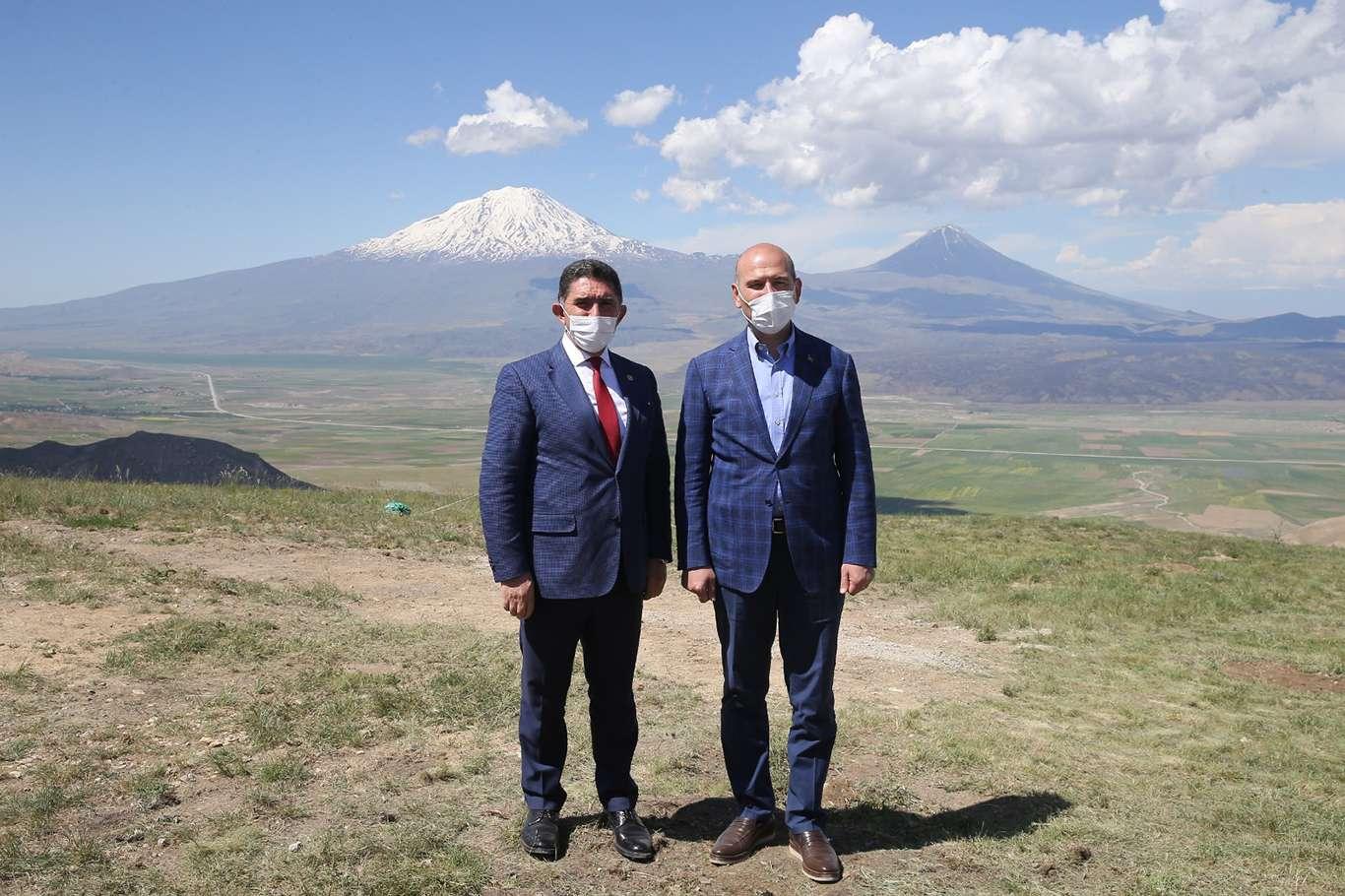 AK Parti Duyurdu: Ağrı Dağı Dağcılık Turizmine Açılıyor