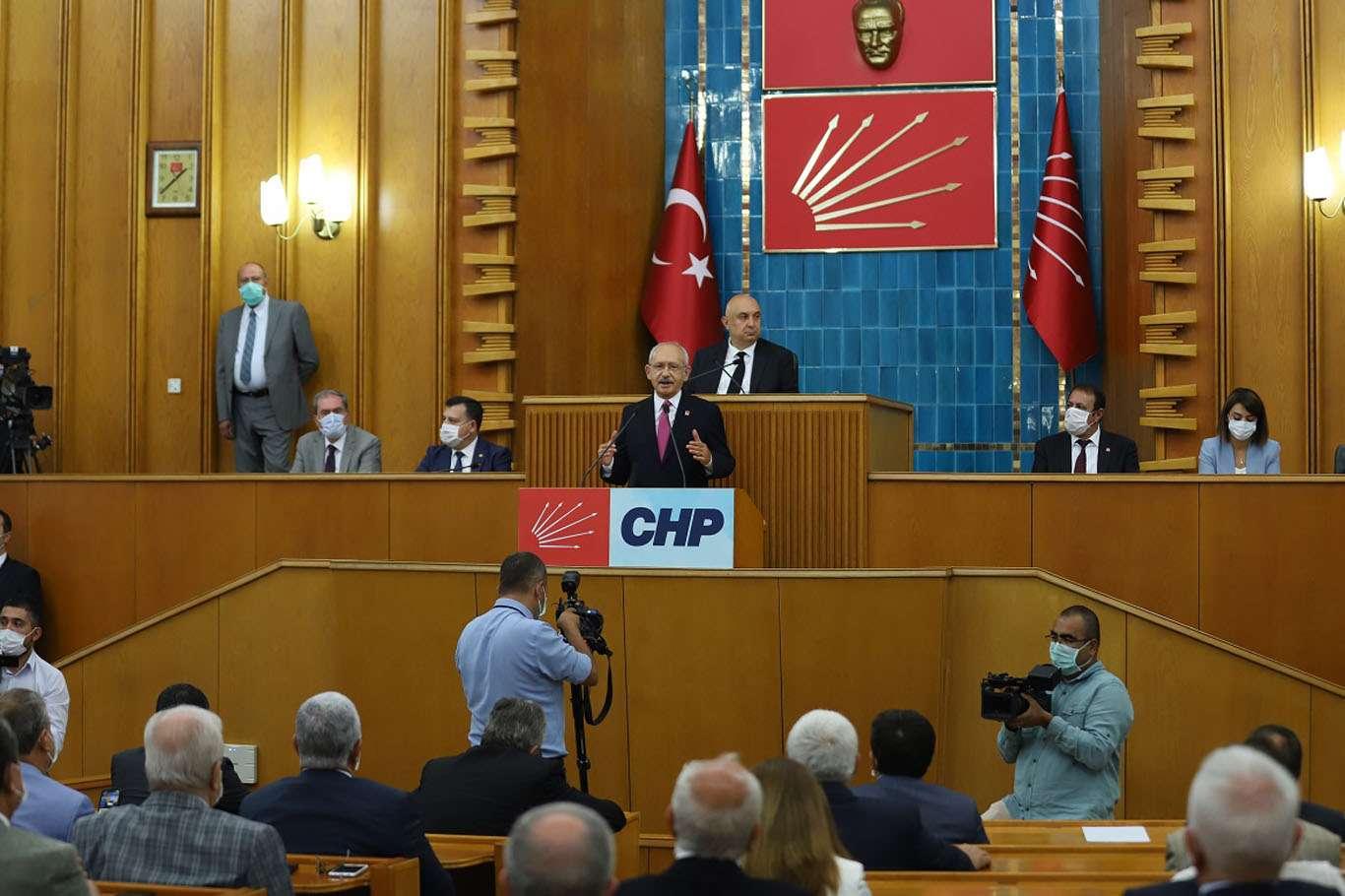 Parti Politikasından Rahatsız Olan Chp'li 3 Vekil İstifa Etti