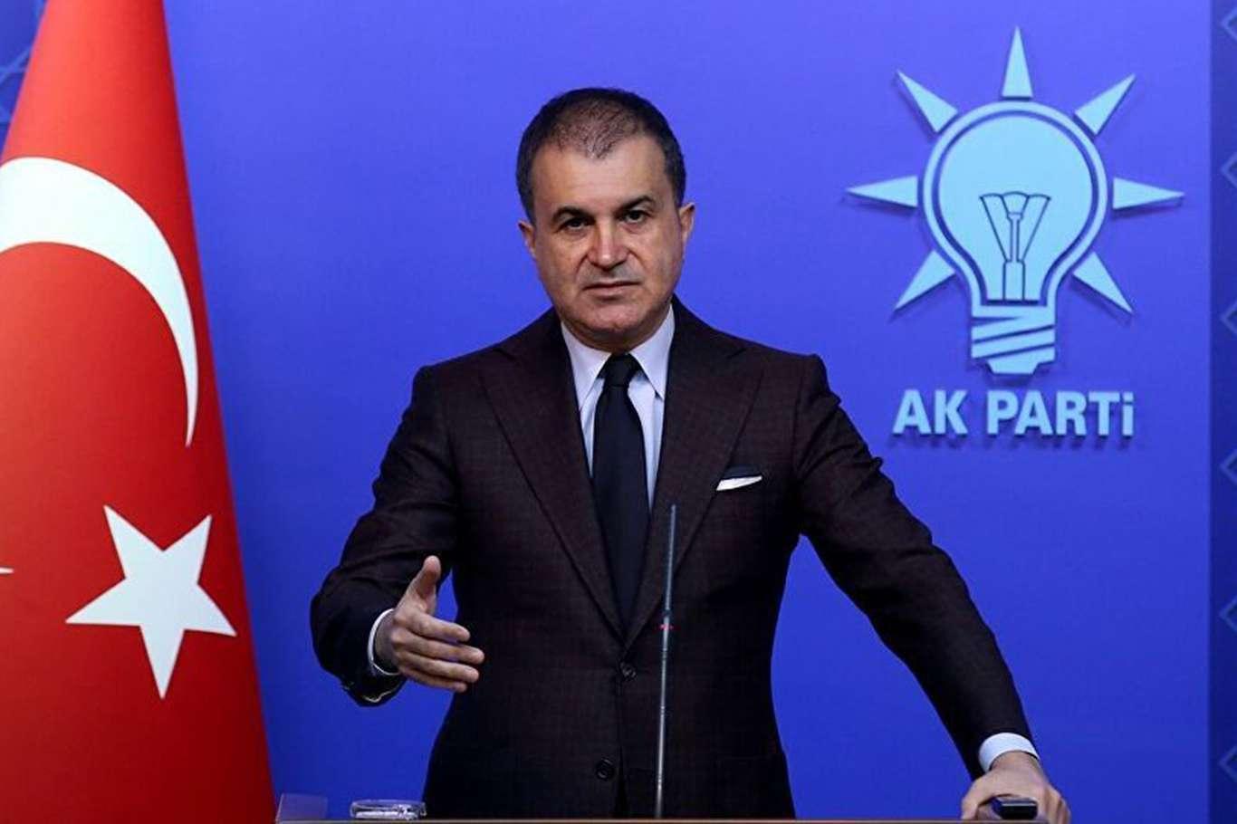 Ak Parti, Yapılan Çirkin Provokasyonu Kınadı!