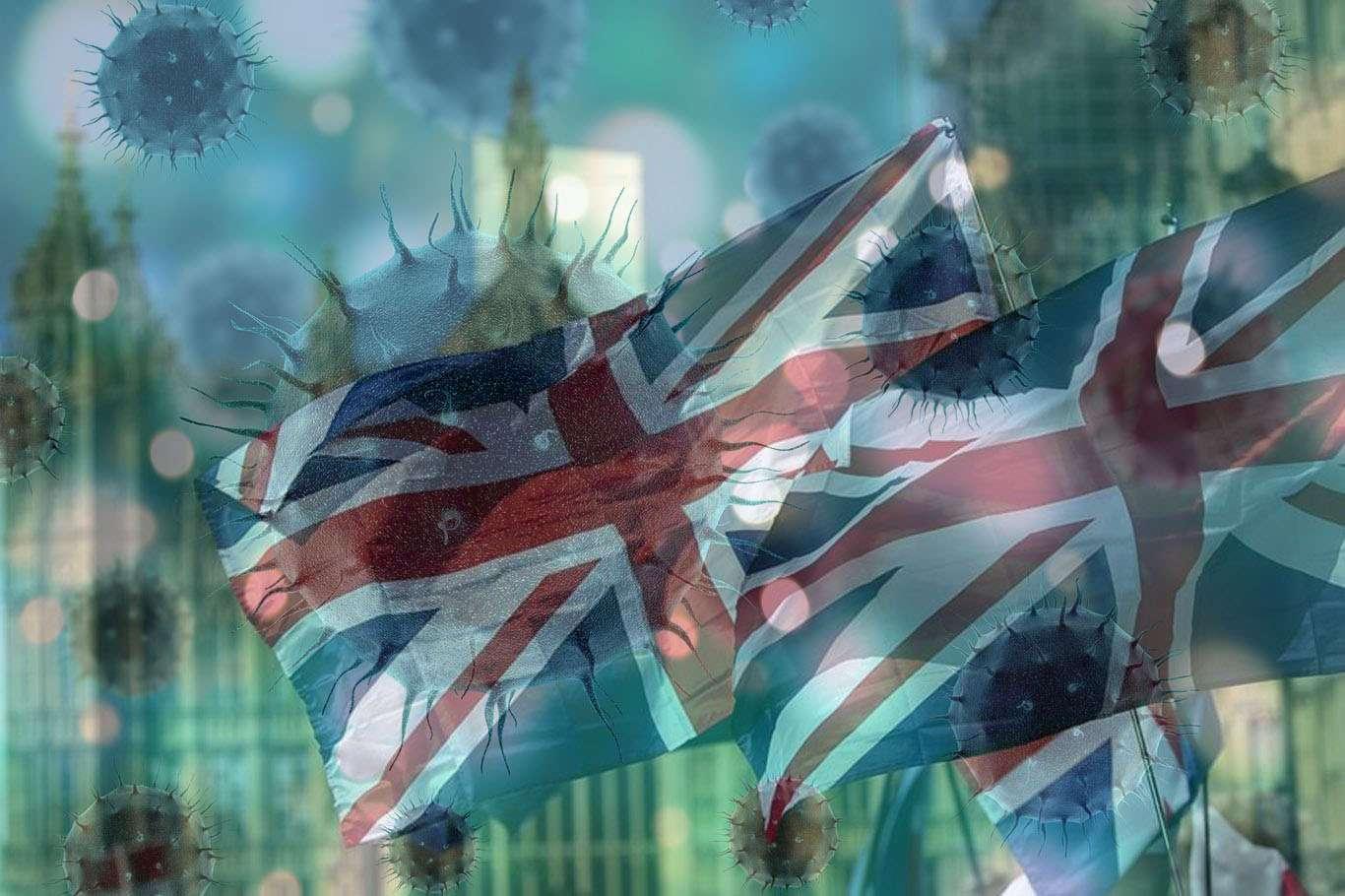 İngiltere'de Son 24 Saatte Bin 200 Ölüm Yaşandı