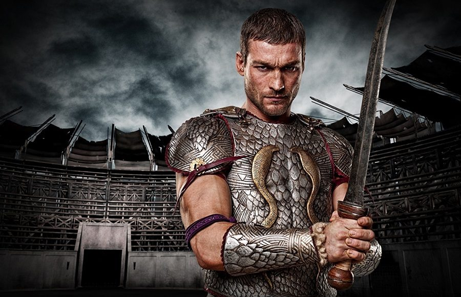The Thracian Warrior: Spartacus