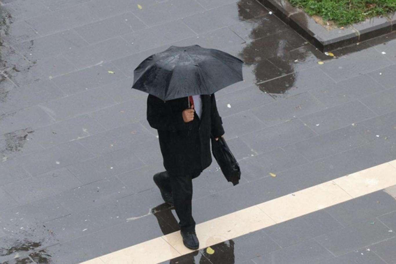 Meteorolojiden Marmara Bölgesi İçin Yağış Ve Fırtına Uyarısı Yapıldı