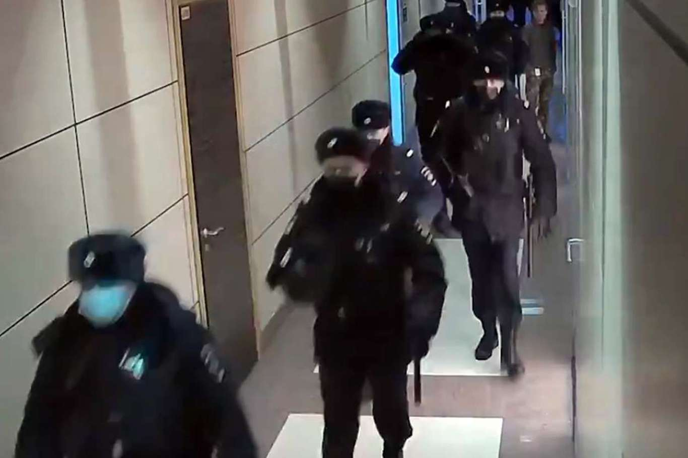 Rusya'daki Gösteriler Büyüyor! 1600'ü Aşkın Kişi Gözaltına Alındı