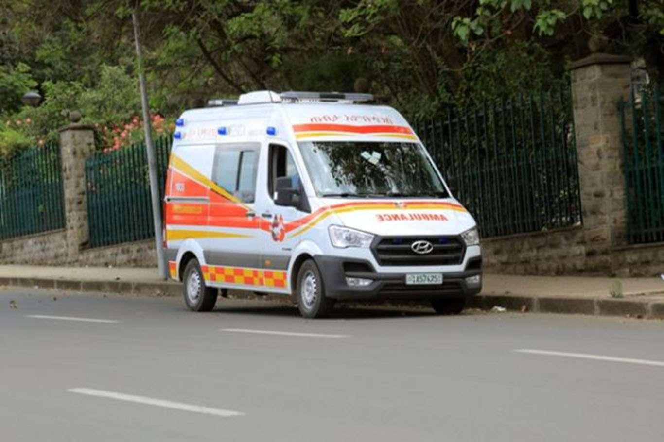 Etiyopya'da Otobüs 200 Metreden Aşağı Yuvarlandı: 24 Ölü