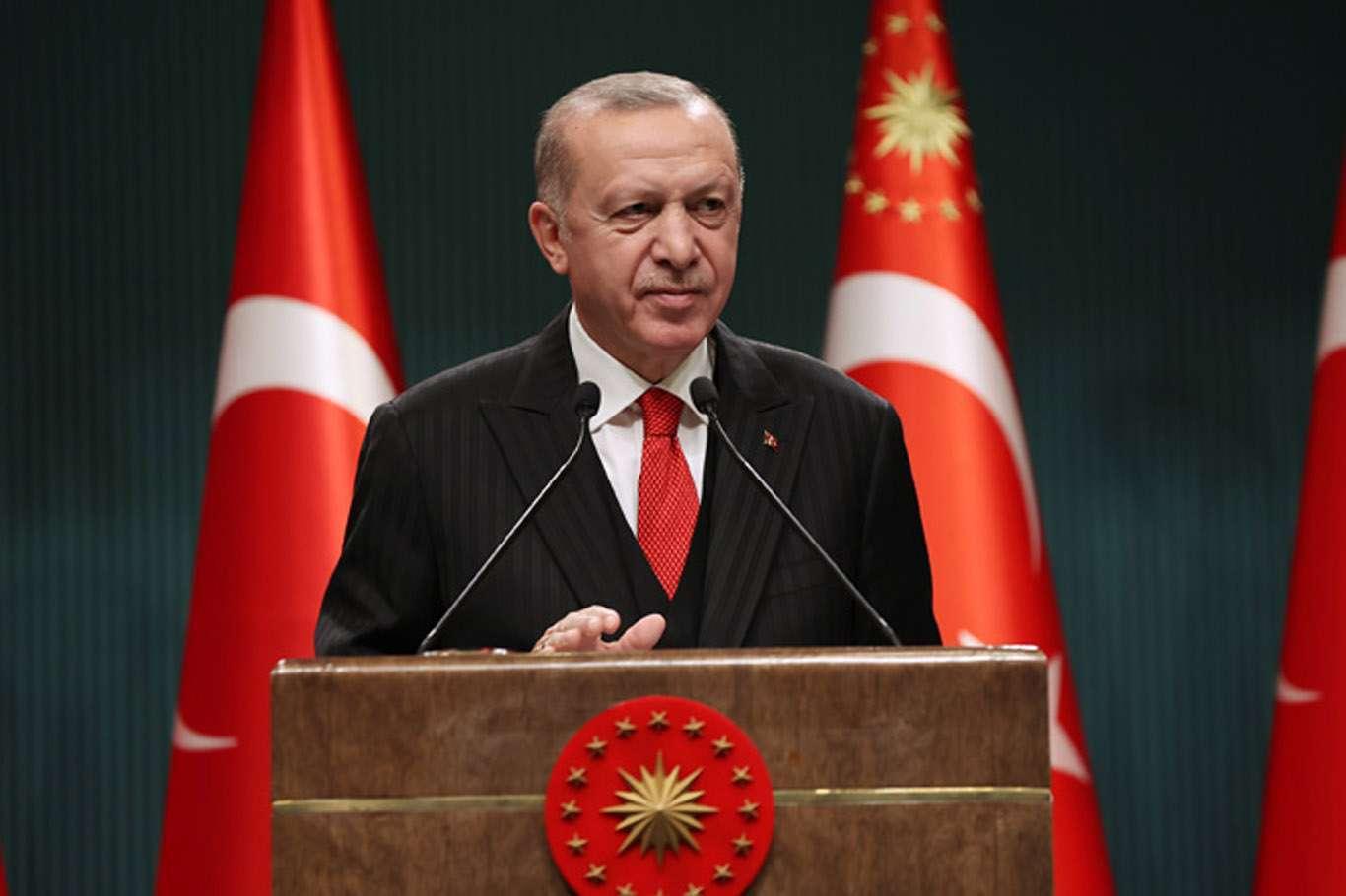 Anayasa Mı Değişiyor? Başkan Erdoğan Açıkladı!