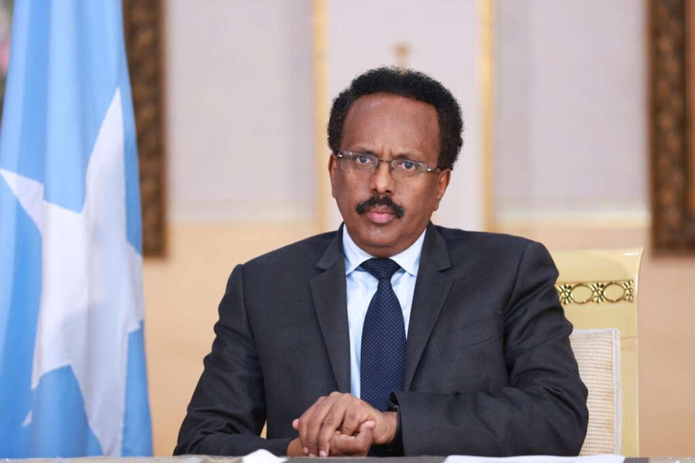 Somali' Cumhurbaşkanına Saldırı Düzenlendi
