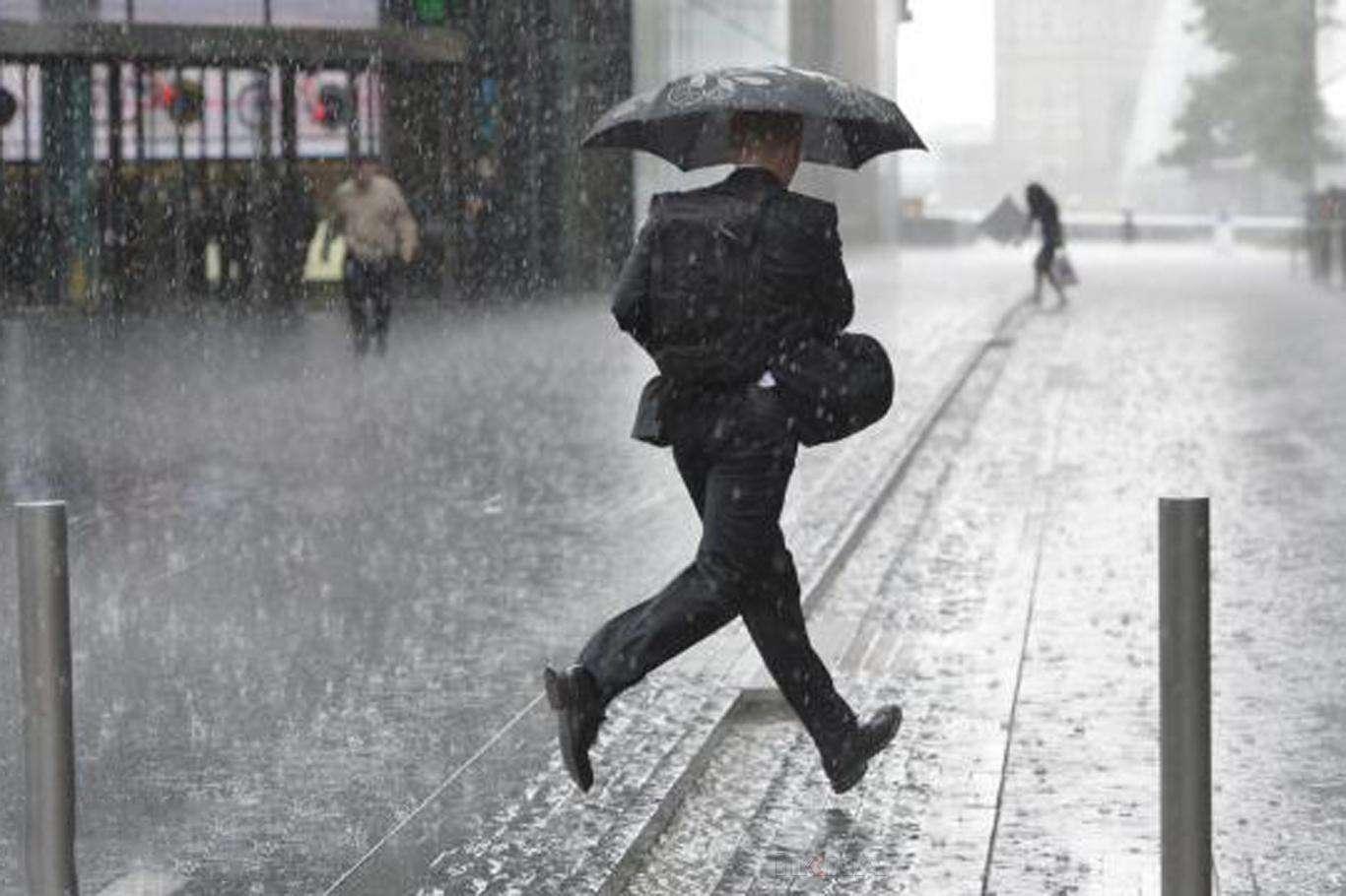 """Meteoroloji """"Çok Kuvvetli"""" Yağış Uyarısı Yaptı! 02. 2021 Güncel Hava Durumu"""