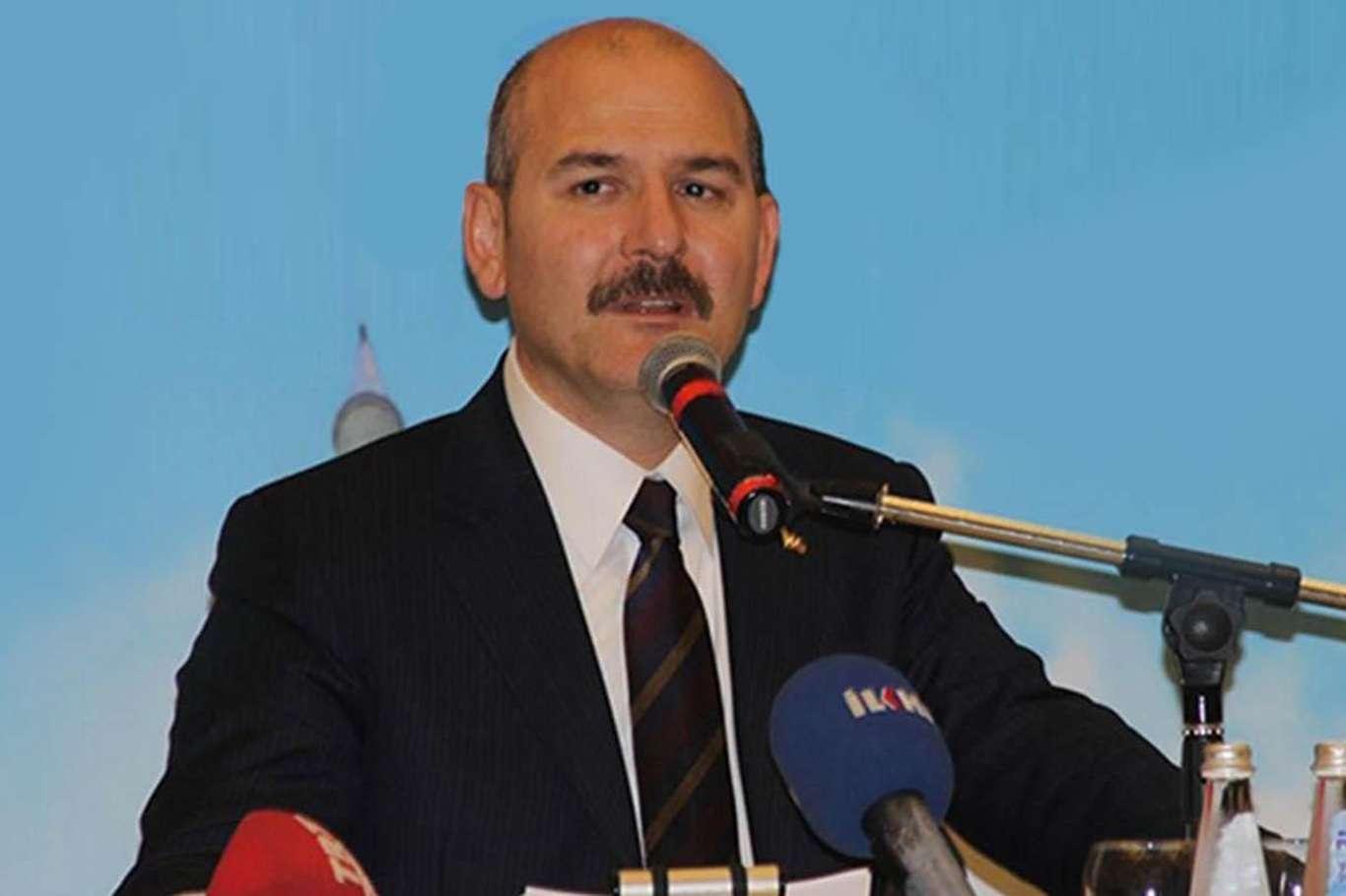 İçişleri Bakanı Süleyman Soylu'dan Önemli Açıklamalar