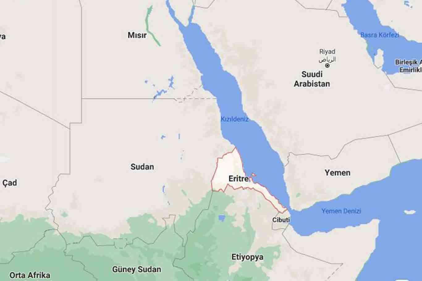 Eritre Nedir? Eritre Hangi Ülkededir? Eritre Müslüman Mıdır?