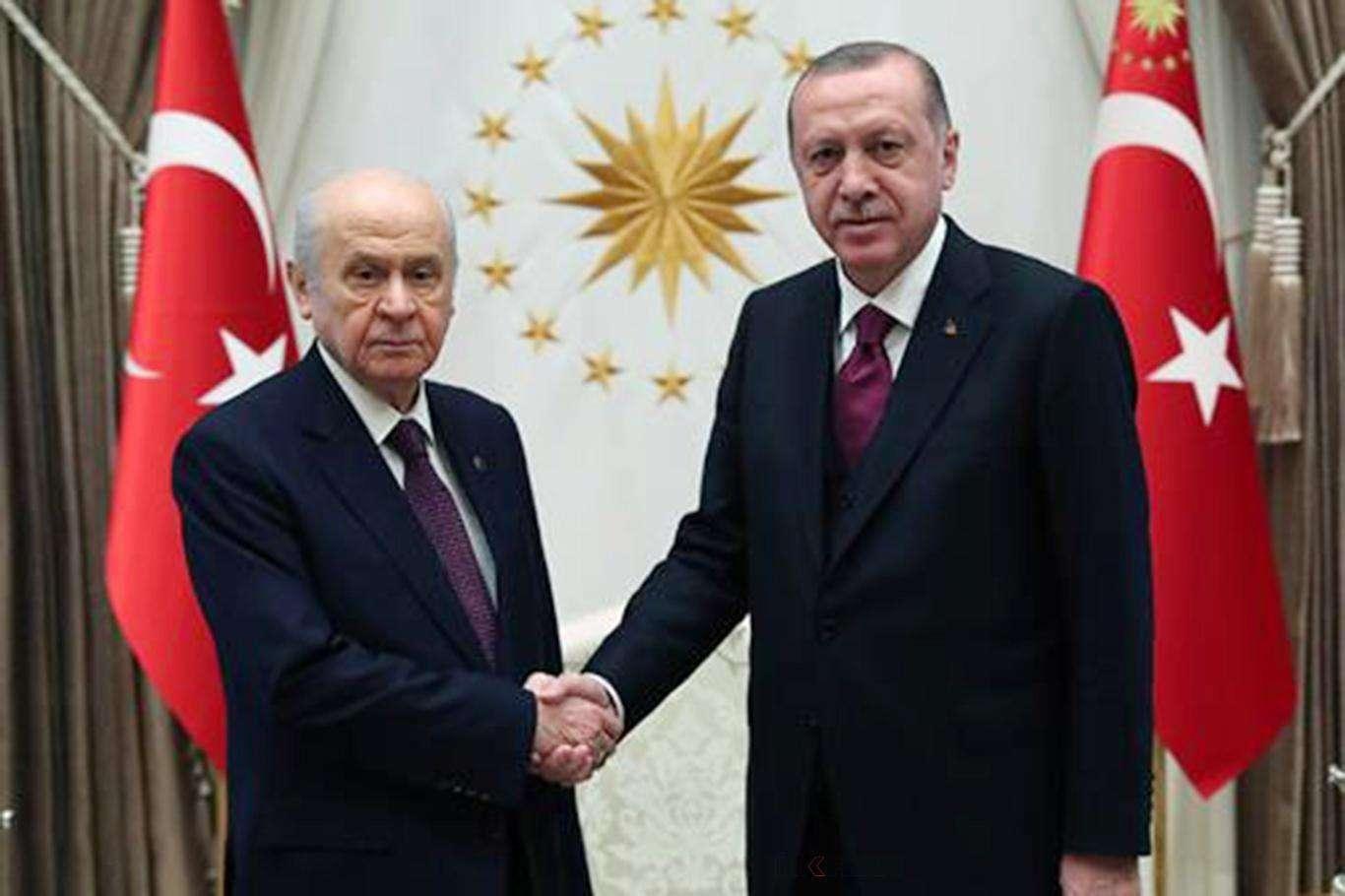 Başkan Erdoğan, Bahçeli Ve Aym Başkanı Arslan İle Külliyede Görüşme Yapacak