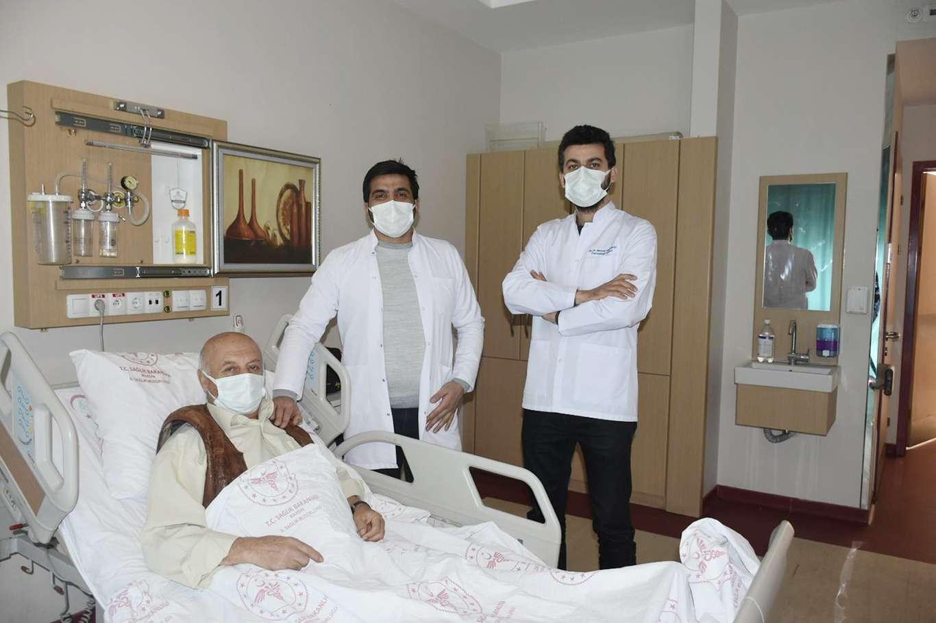 """Mardin'de Bir İlk """"artroskopi Kalça Ameliyatı"""" Gerçekleştirildi"""