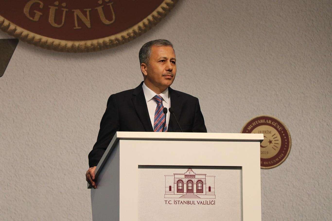 İstanbul Valiliğinden Kadıköy'deki Eylemler Hakkında Açıklama