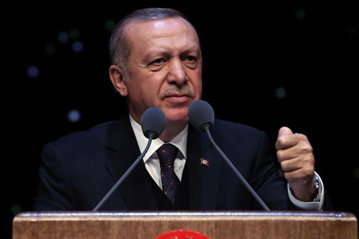 Başkan Erdoğan Twitter Hesabından Birlik Mesajı