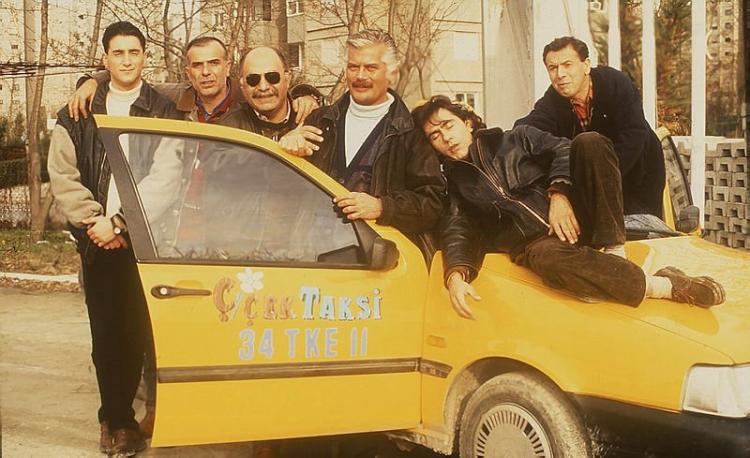Çiçek Taksi