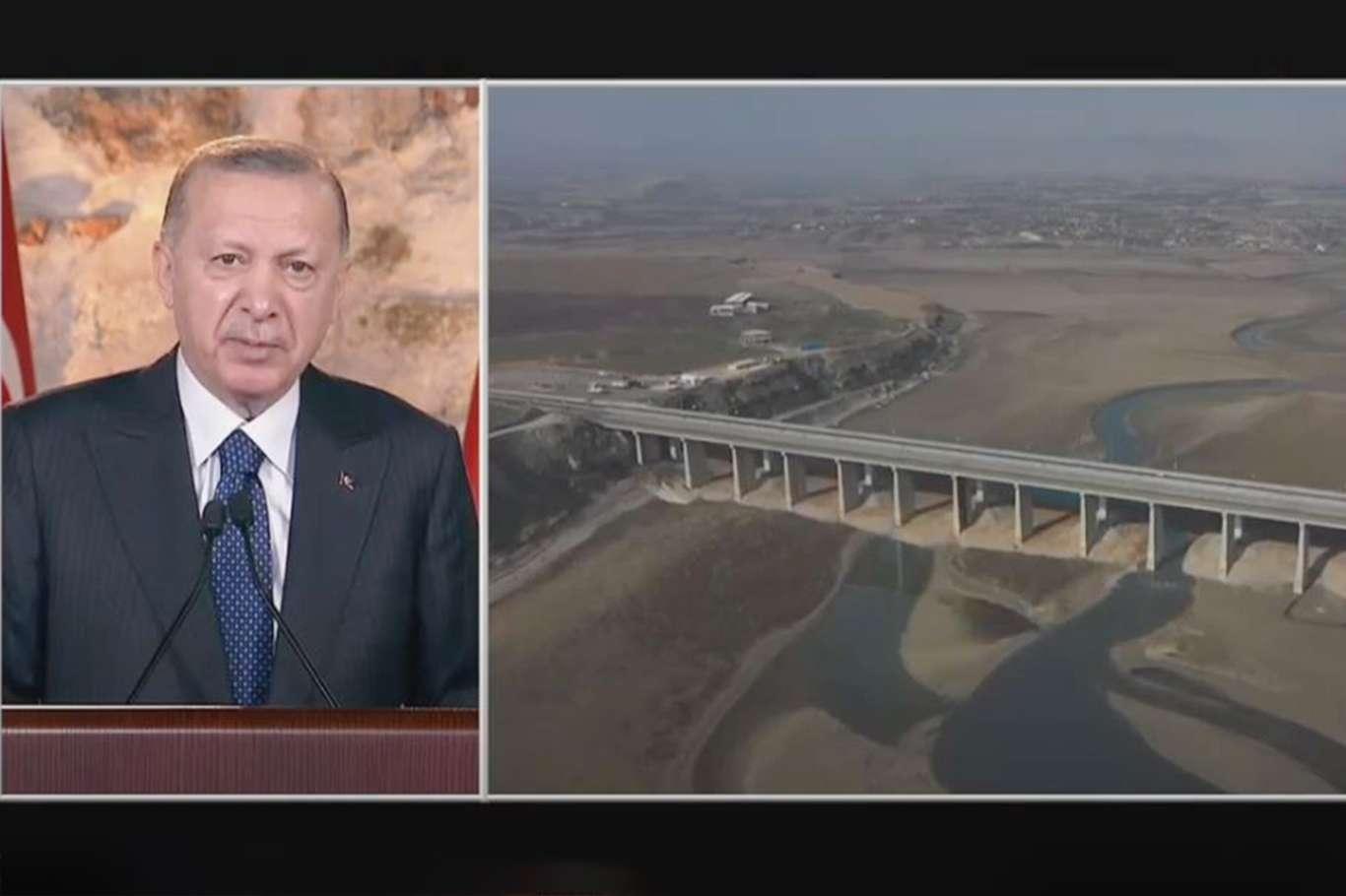 Başkan Erdoğan Tohma Köprüsü'nün Açılışında Seslendi