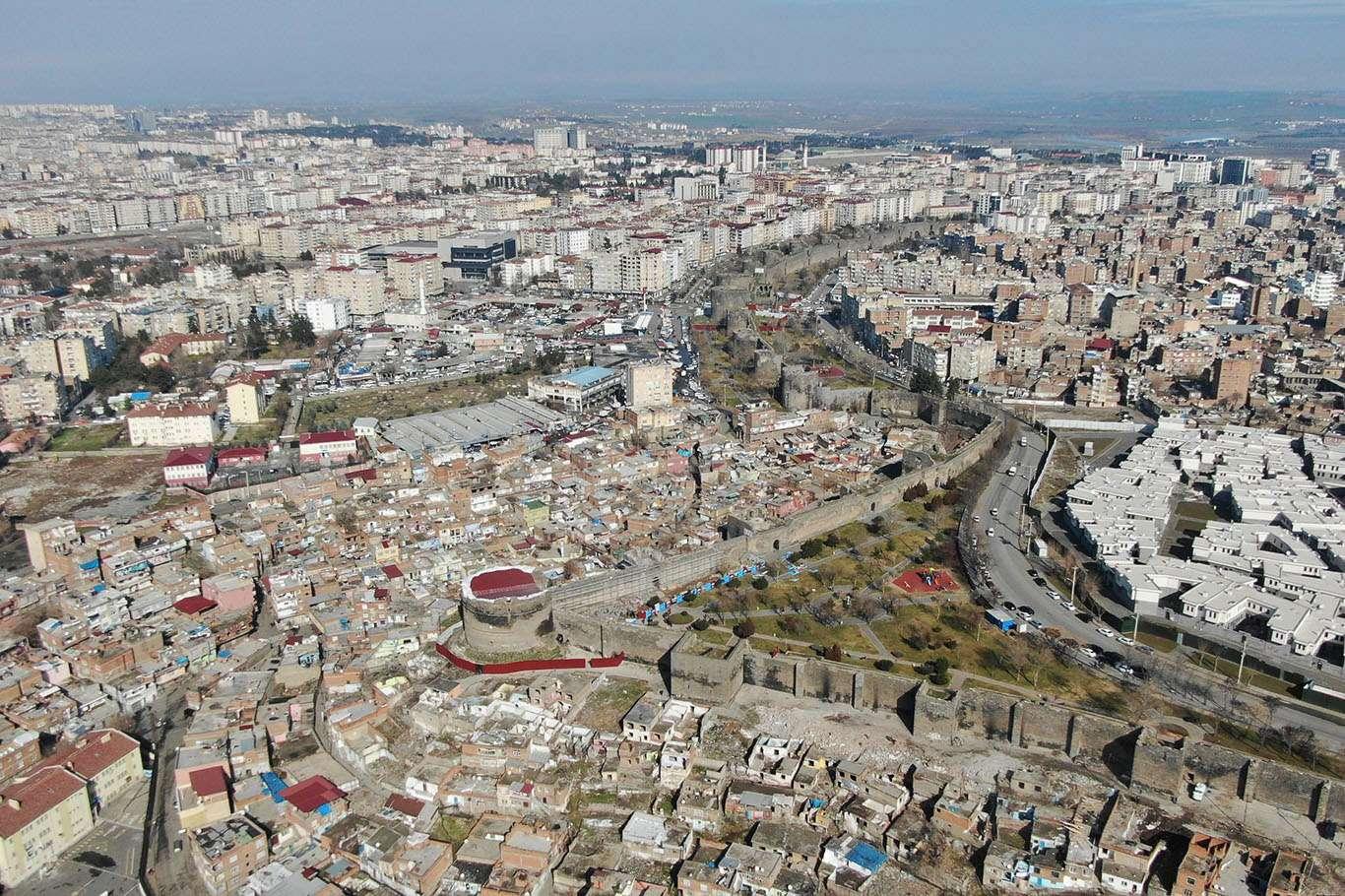 Diyarbakır Nüfusu Kaç? Diyarbakır'da Kaç Kişi Yaşıyor?