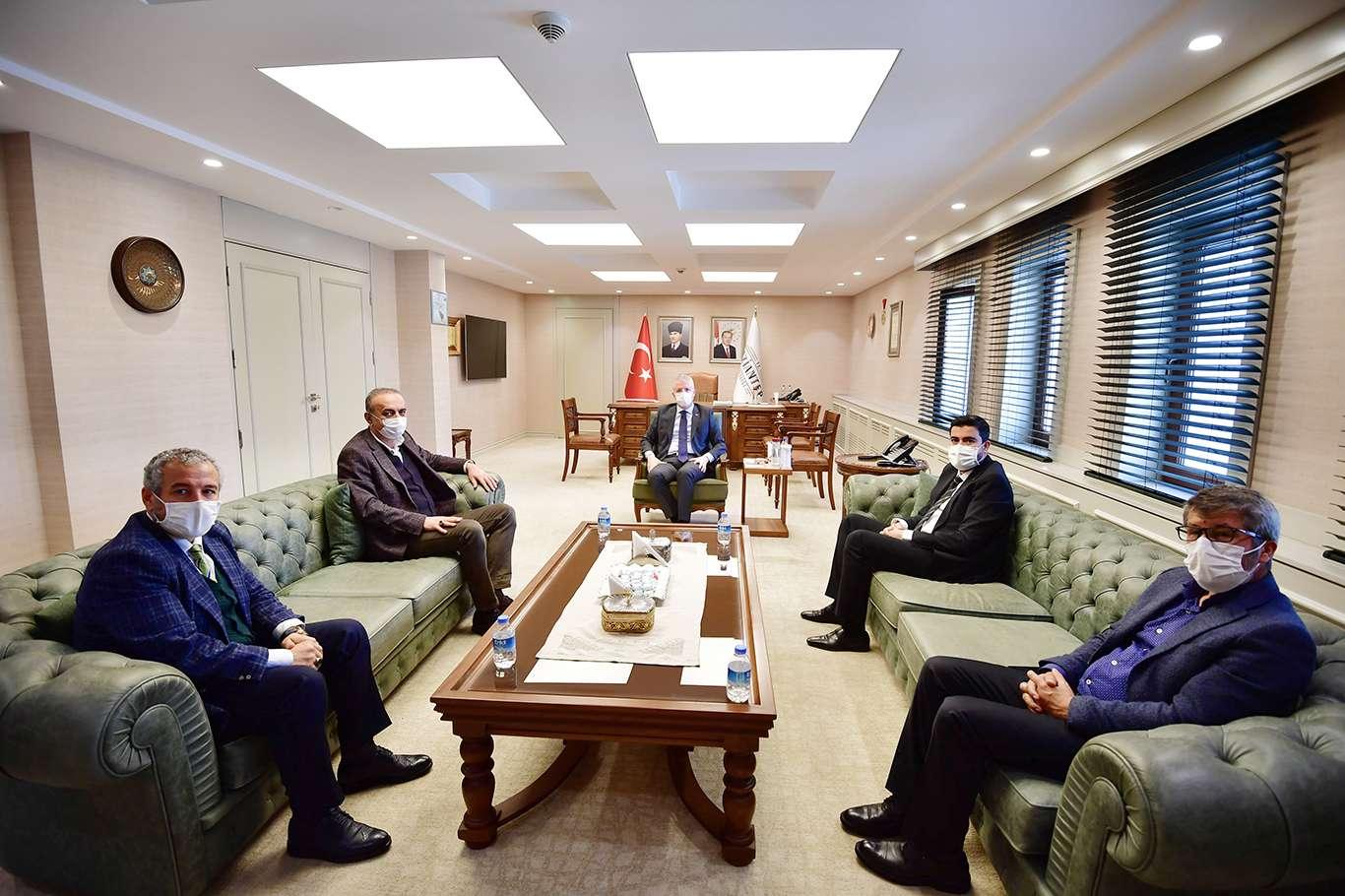 Gaziantep Valisi Davut Gül: Tehdit Ve Şantaja Asla Müsaade Etmeyiz