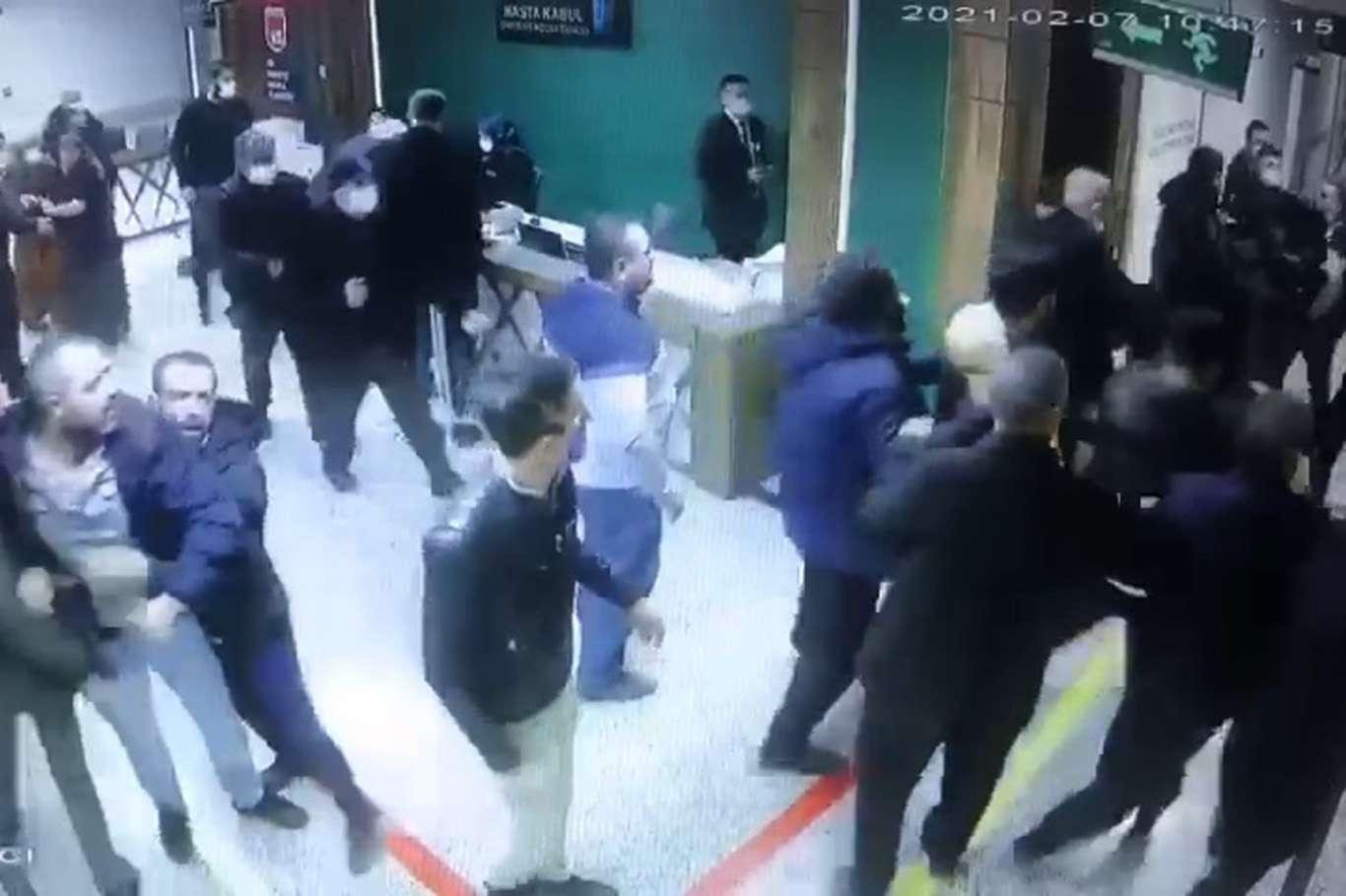 Sağlık Çalışanlarına Saldıran 4 Kişi Gözaltına Alındı