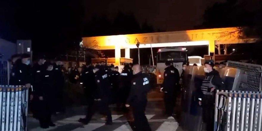 Boğaziçi Üniversitesi Soruşturması: 53 Şüpheli Serbest Bırakıldı
