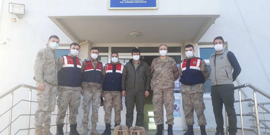 Şanlıurfa'da Kaçak Avlanan 11 Kişi Hakkında Yasal İşlem Yapıldı