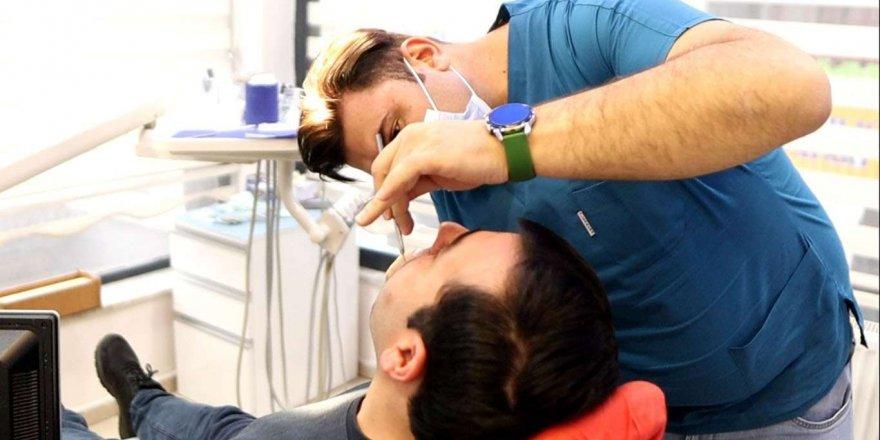 Elâzığ'da Ağız Ve Diş Sağlığı Poliklinikleri Salgın Öncesindeki Hizmetlerine Döndü