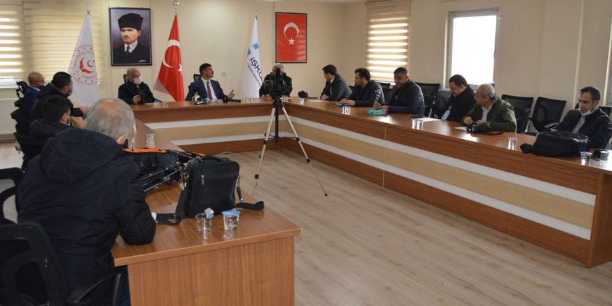 Siirt İşkur 2020 Hedeflerini Gerçekleştirmede Türkiye Ortalamasını Aştı