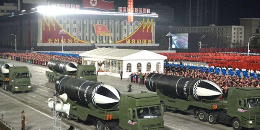 Bm: Kuzey Kore Ve İran Uzun Menzilli Füzelerini Geliştiriyor