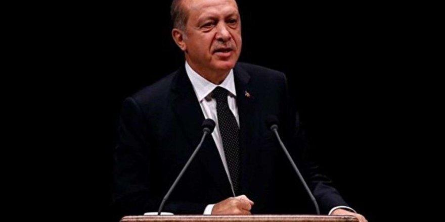 Cumhurbaşkanı Erdoğan Tarafından Türkiye'nin Uzay Programı Açıklandı