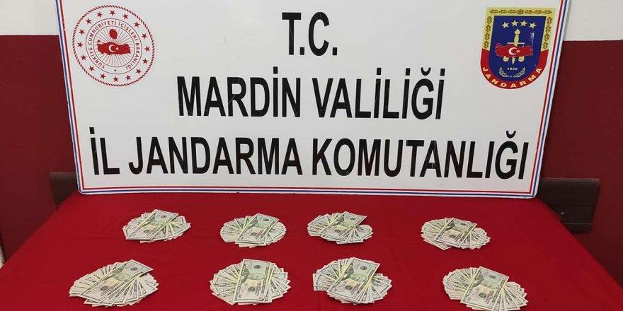 Mardin'de Sahte Para, Ruhsatsız Tabanca Ve Uyuşturucu Ele Geçirildi
