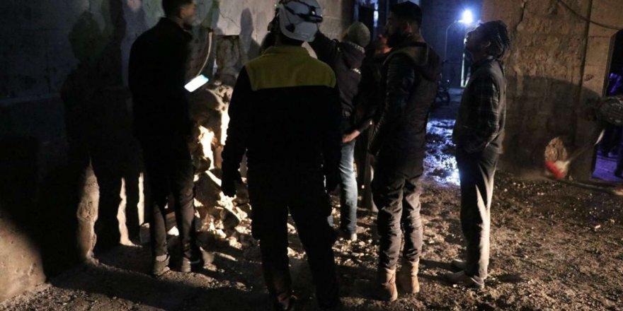 El Bab'a Yönelik Düzenlenen Füzeli Saldırıda 2 Sivil Hayatını Kaybetti