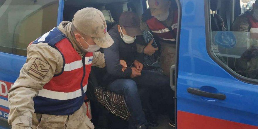 Mardin'de 12 Yıl Hapis Cezası Bulunan Hükümlü Yakalandı