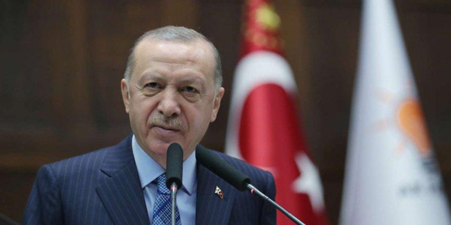 Cumhurbaşkanı Erdoğan: Gelin Yeni Anayasa Tekliflerimizi Yıl İçinde Hazırlayalım