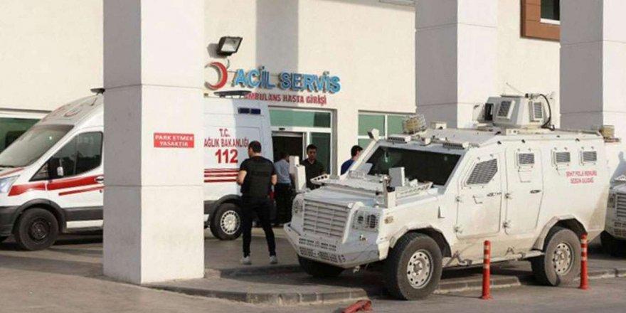 Mardin'de Silahlı Saldırıya Uğrayan İş Adamı Ağır Yaralandı