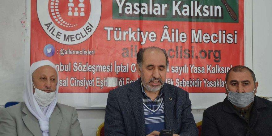 istanbul Sözleşmesi İnsan Fıtratına Aykırı Maddeler İçeriyor