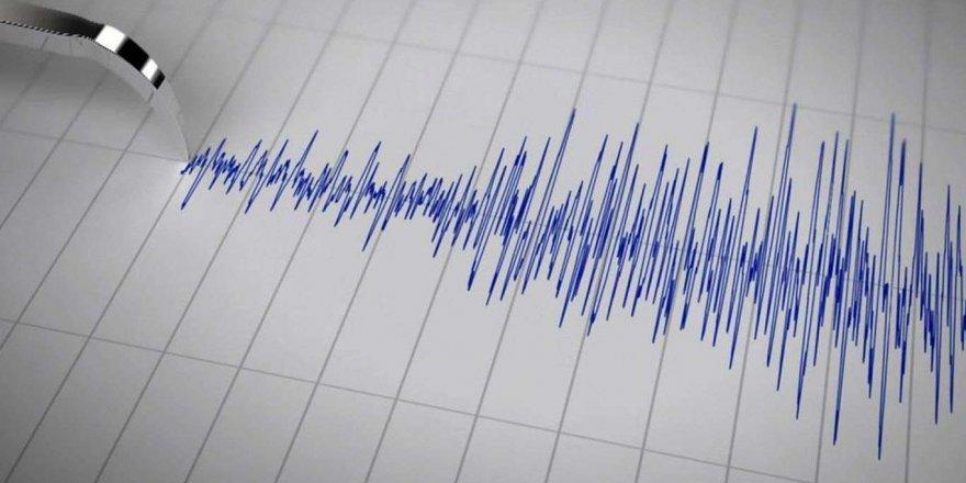 Loyalty Adaları'nda 7,6 Büyüklüğünde Deprem