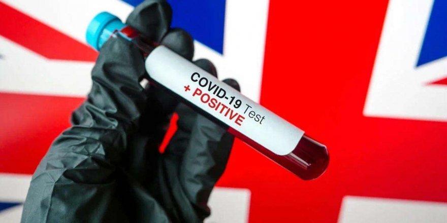 İngiltere'de Covid-19 Nedeni İle Can Kaybı Ve Vaka Sayısı Artmaya Devam Ediyor