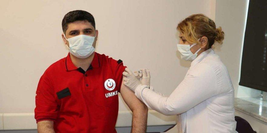 İkinci Doz Aşı Uygulaması Bugün Başlıyor