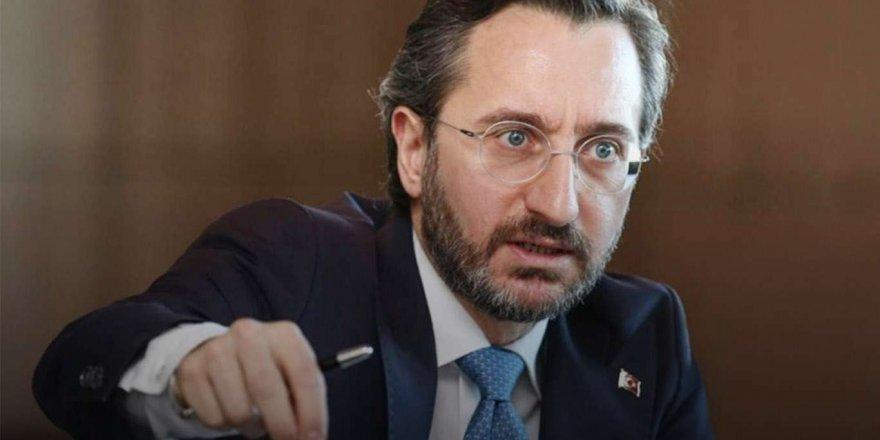 """Altun: """"Türkiye'nin Güneyinde Devlet Kurulmasına Asla Müsaade Etmeyeceğiz"""""""