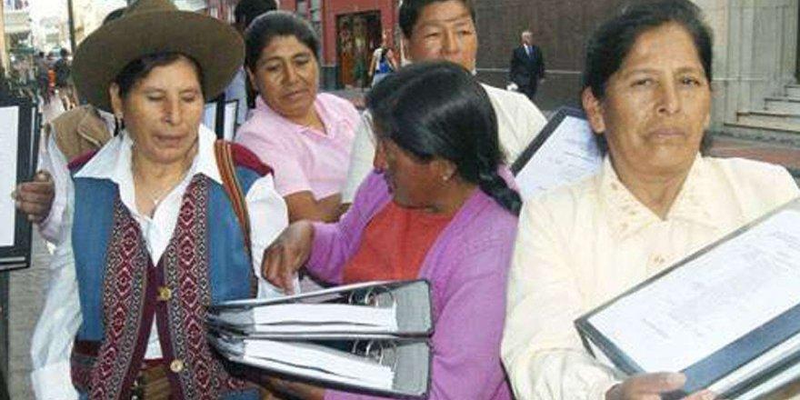 Peru'da Zorla Kısırlaştırılan On Binlerce Kadına Tazminat Hakkı