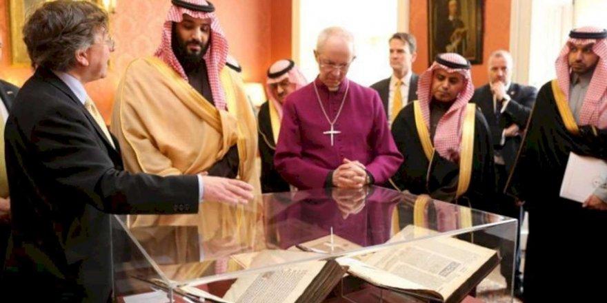 Suudi Arabistan'da İlk Kilise İnşa Ediliyor