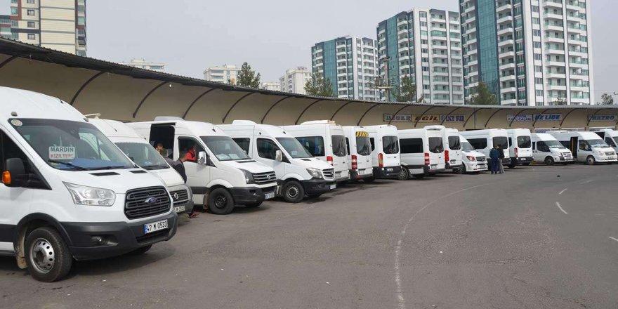 Diyarbakır'da Şehir İçi Trafiğinde Yeni Düzenleme
