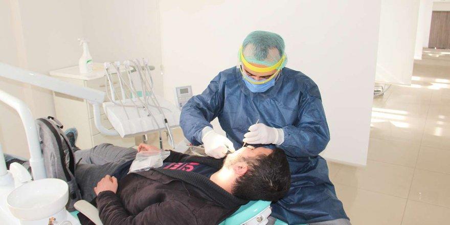 Ağız Ve Diş Sağlığı Merkezlerinin Kapalı Olması Halkı Mağdur Ediyor