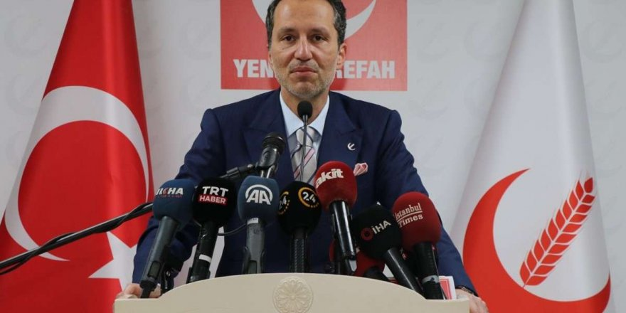 """Fatih Erbakan: """"çözüm Faizleri Yükseltmek Değil Üretimi Arttırmaktır"""""""